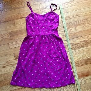 NWT Old Navy fit & flare dress, sz S